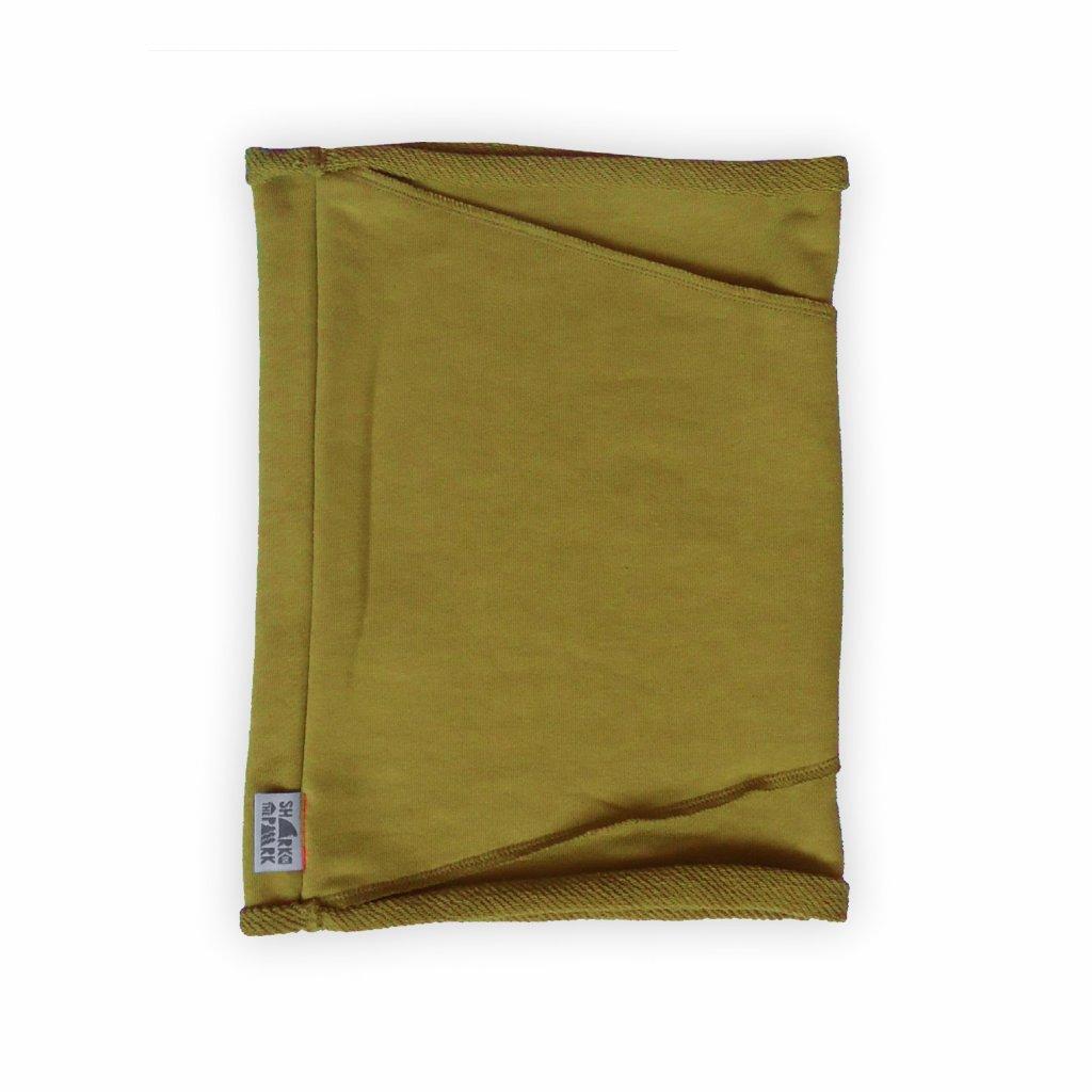 Nákrční tubus žlutá 1