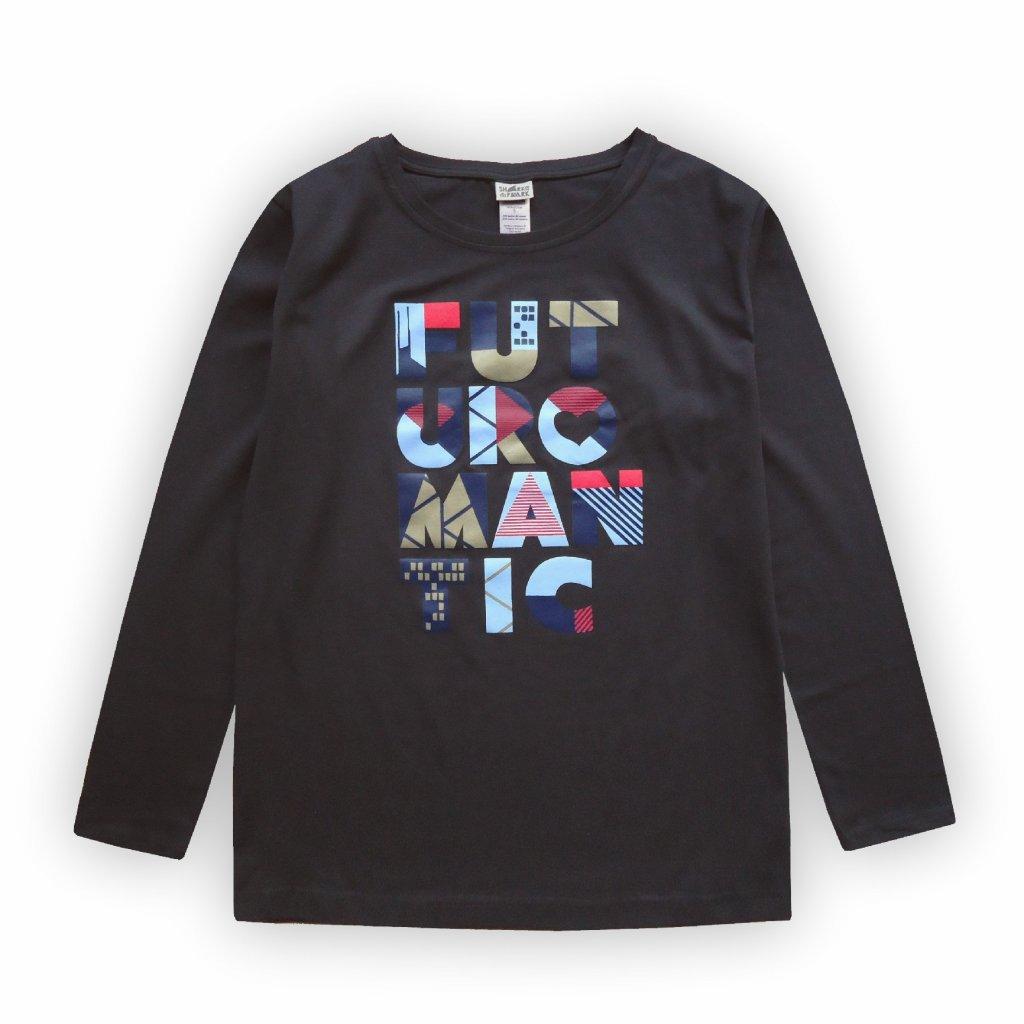 Dámské triko černá 1