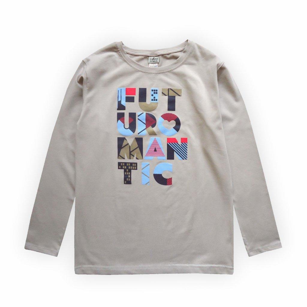 Dámské triko smetanově bílá 1
