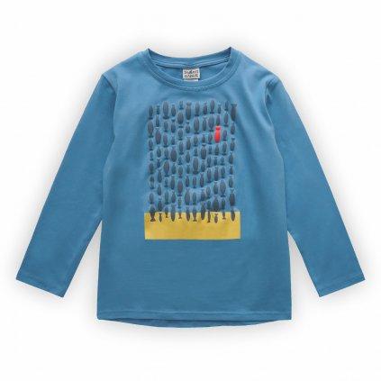 detske triko modra 1