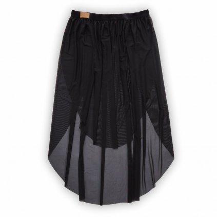 sukne tylova cerna damska 1