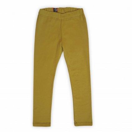 leginy dívčí žlutá 1