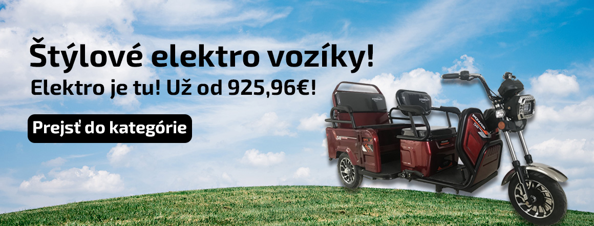Voziky Active Life