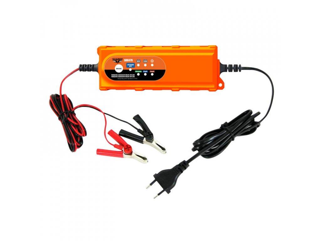 Nabíjačka autobatérií SH 3,8A