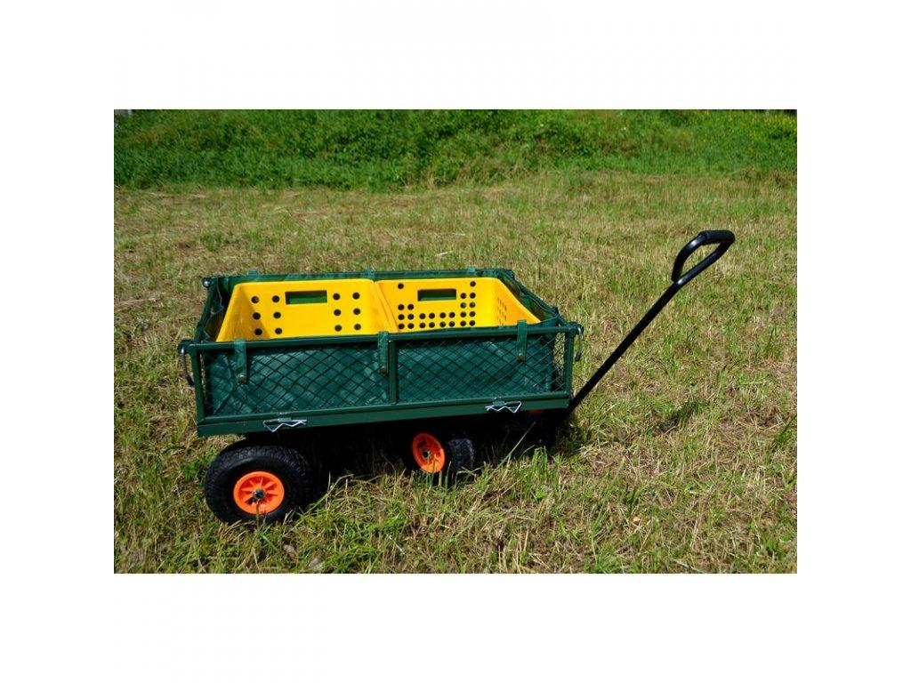 Záhradný vozík SHARKS MAXI