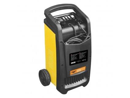 Profesionálna autonabíjačka batérií SH 240A