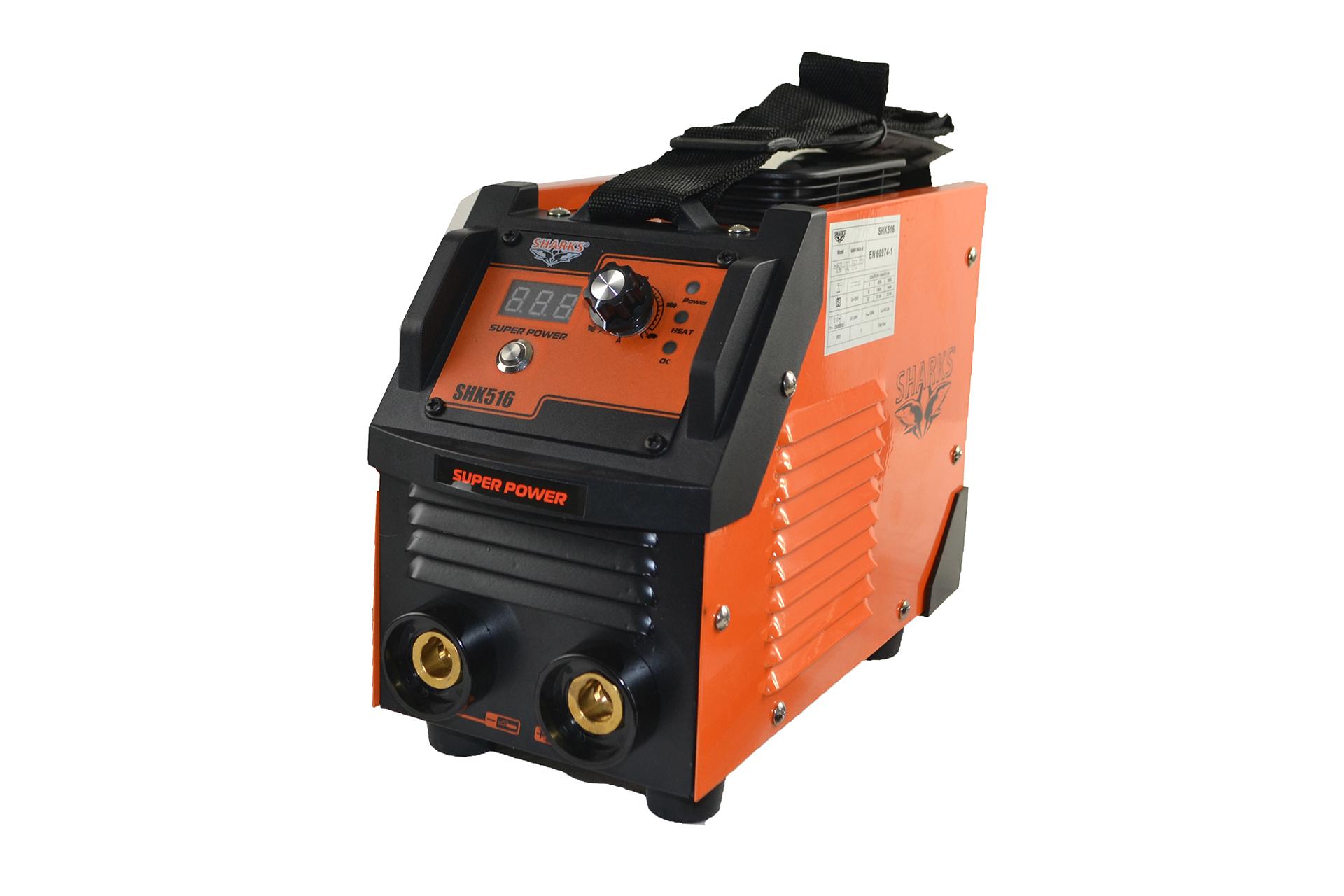 Zvárací invertor Sharks Super power IGBT 190A