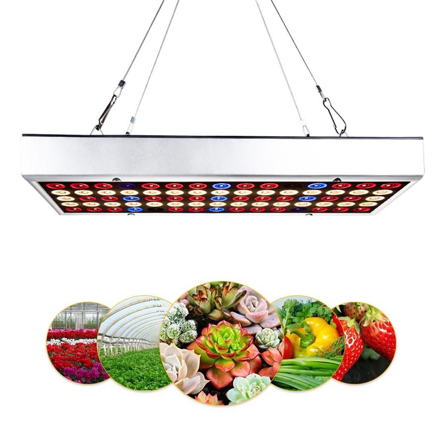 Domáca záhradka LED osvetlenie 45W na pestovanie