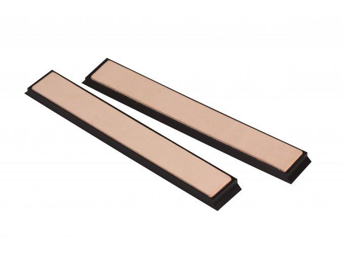 Obtahovací kožené platformy pro ostřič KMFS RIVAL