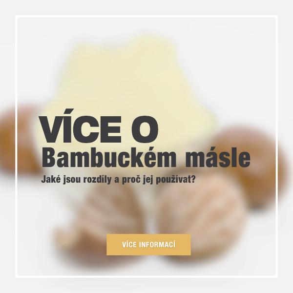 O Bambuckém másle