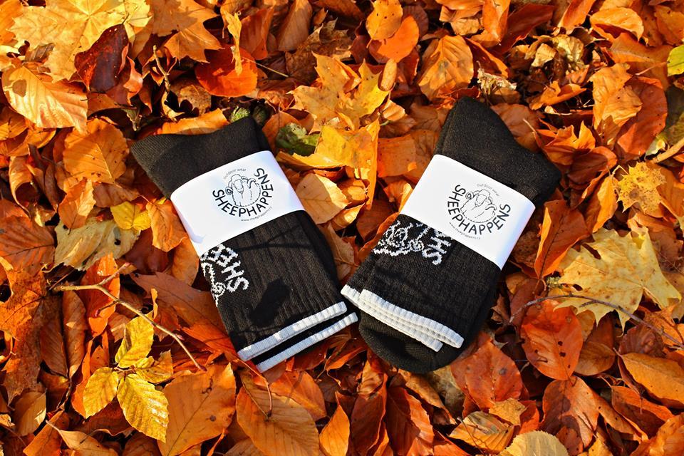 Výsledek testu ponožek