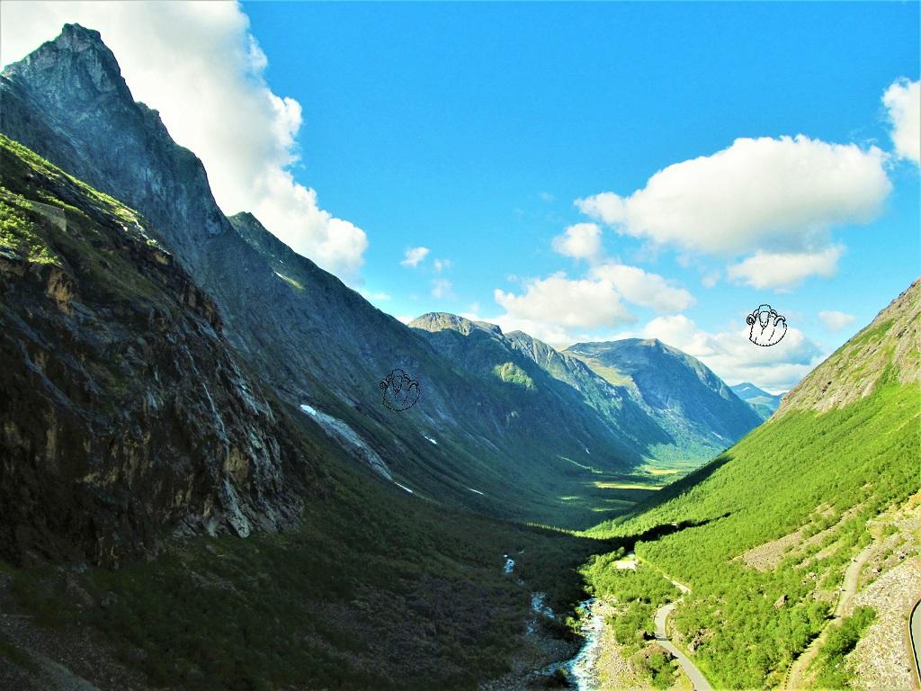Trollstigen - Trollí stezka 2.