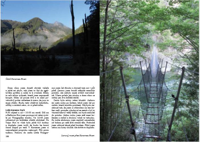 Ukázka z Knihy Nový Zéland - Cesta druhá