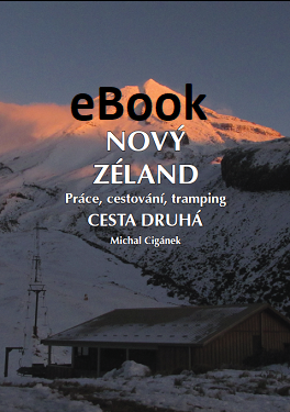 Nový Zéland eBook - Cesta druhá