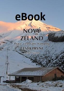 Nový Zéland eBook - Cesta první