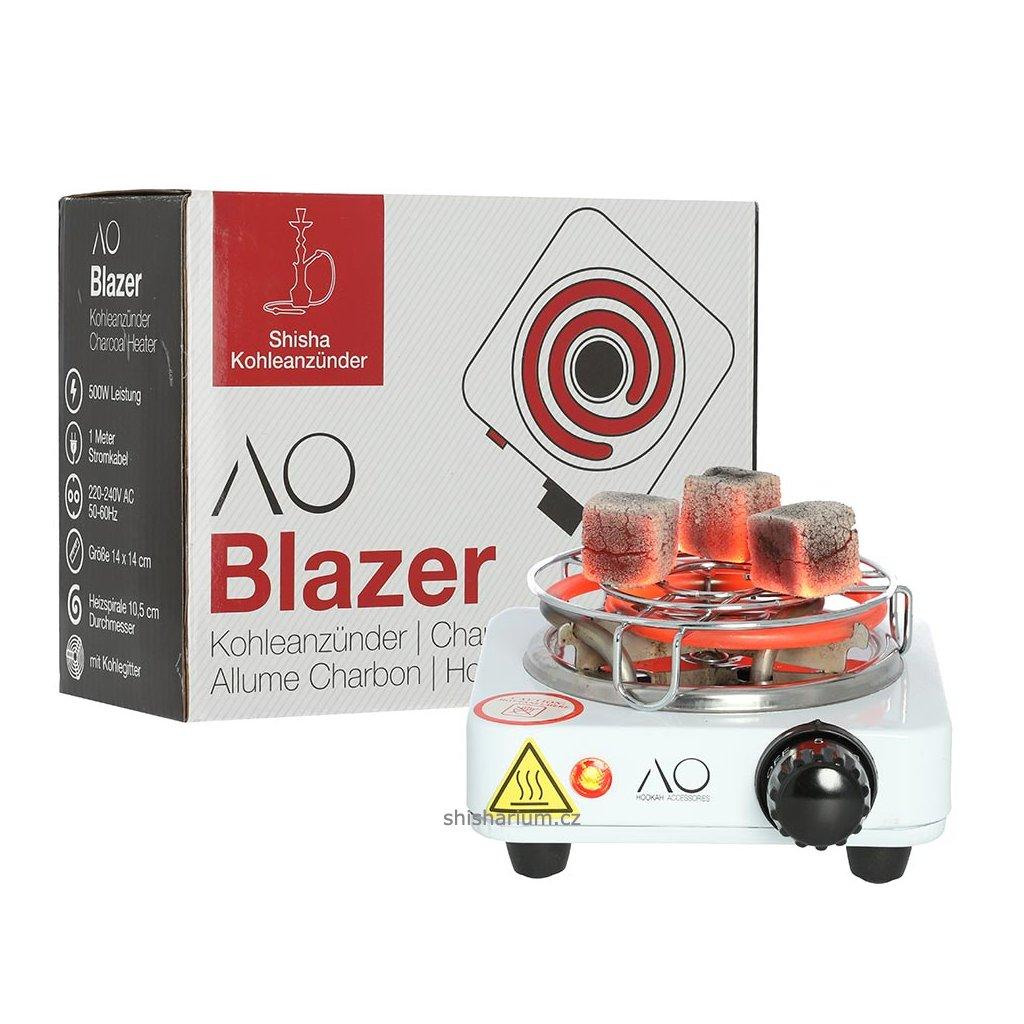 AO Blazer 500W weiss ssw20710