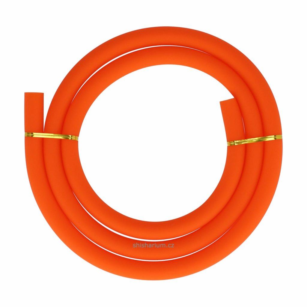 hadice pro vodni dymku oranzova