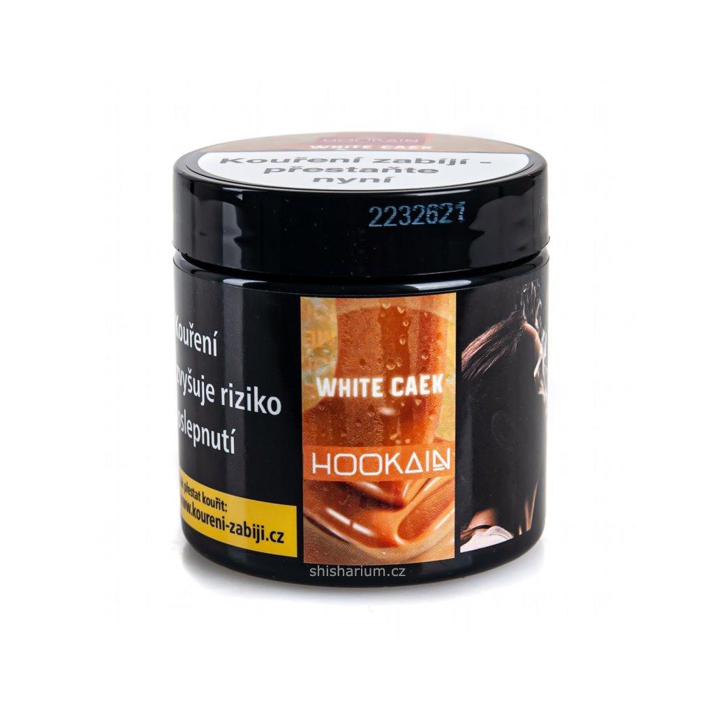 Tabák Hookain 50g - White Caek