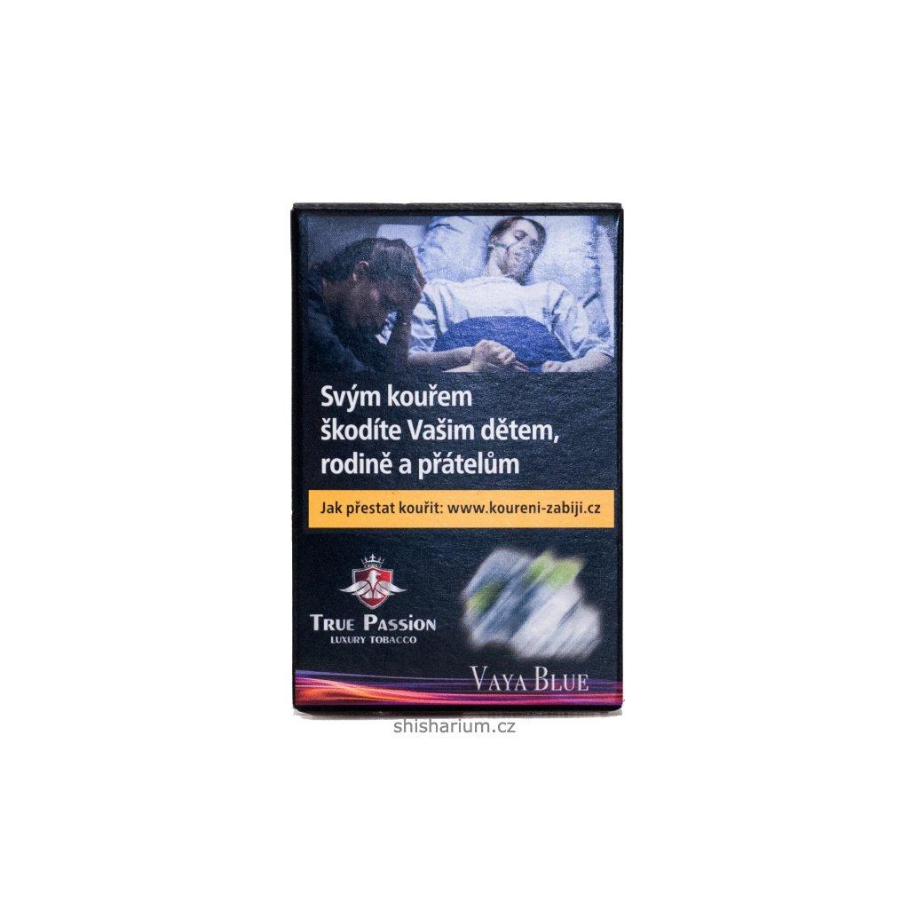 Tabák True Passion 50g - Vaya Blue