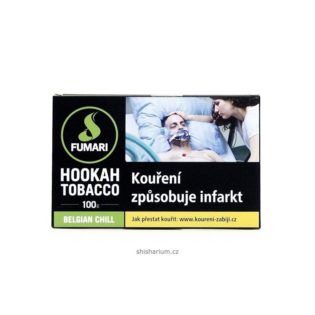 Tabák Fumari 100g - Belgian Chill