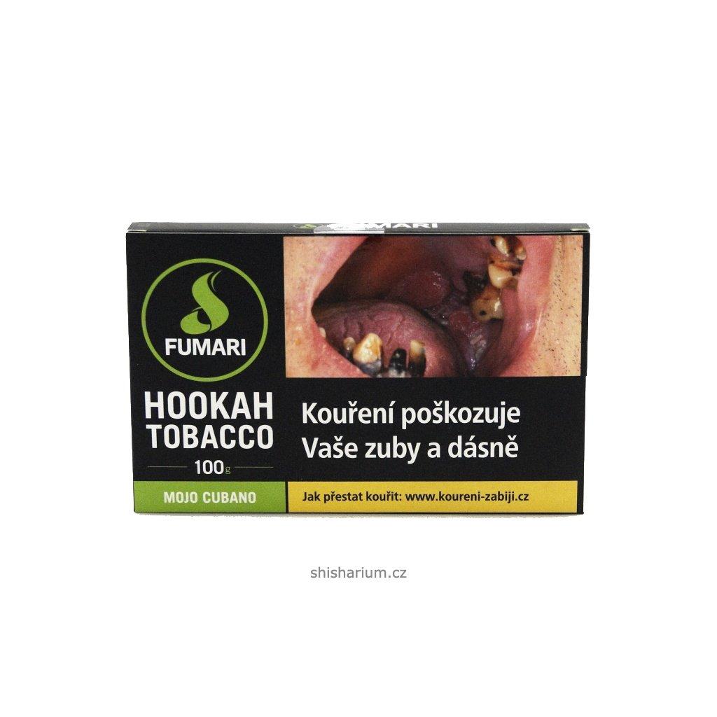 Tabák Fumari 100g - Mojo Cubano