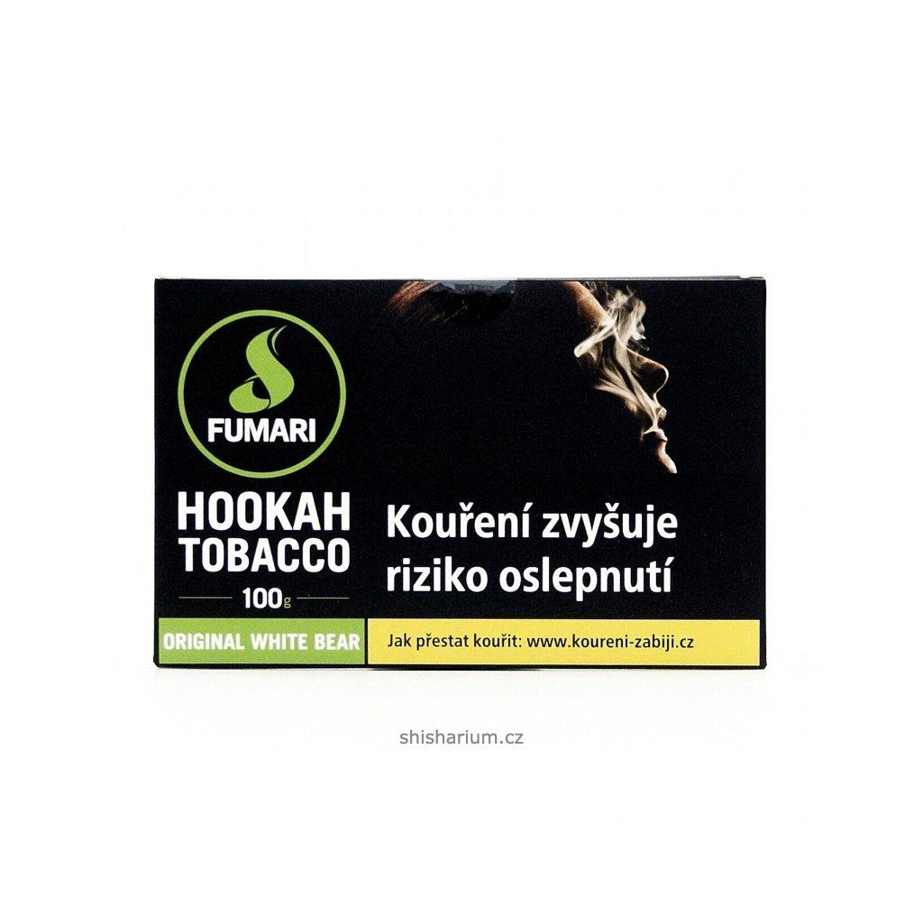Tabák Fumari 100g - Original WGB