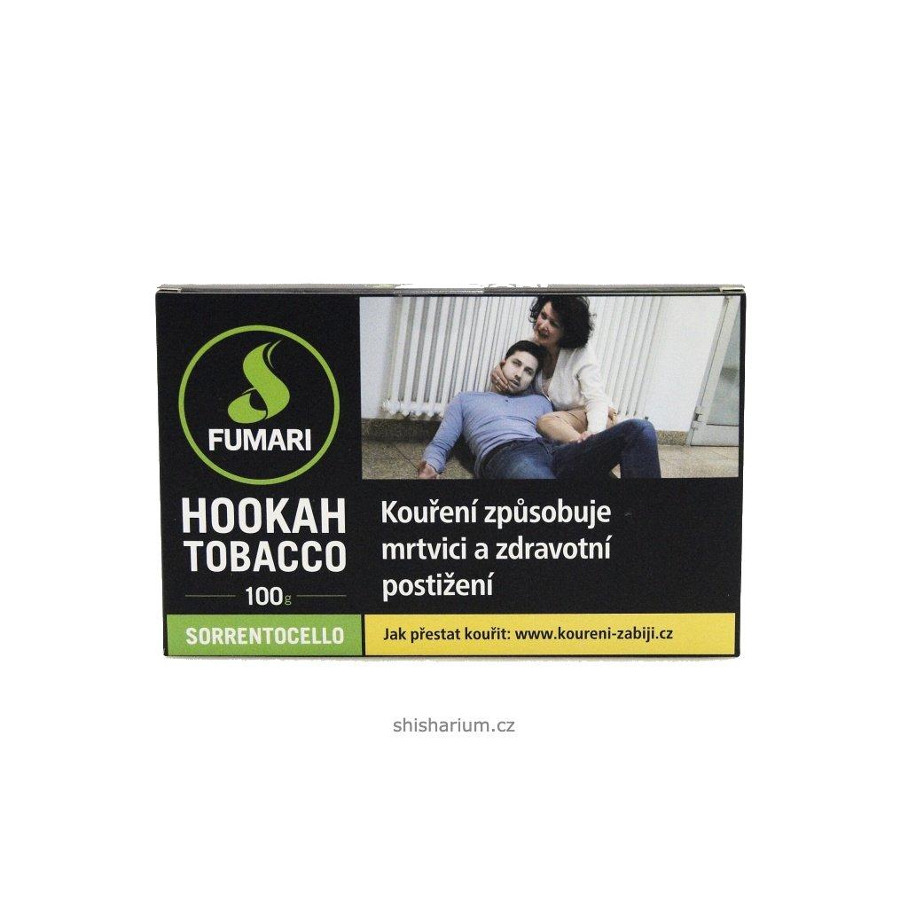 Tabák Fumari 100g - Sorrentocello