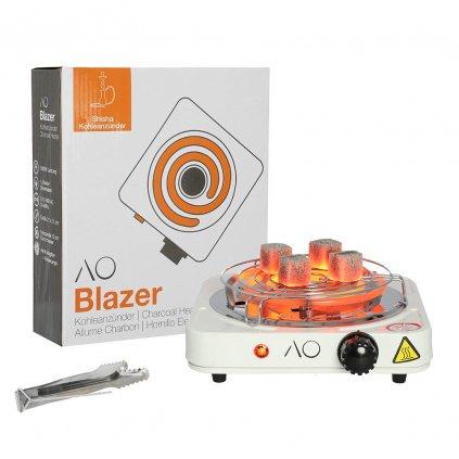 AO Blazer 1000W weiss SHWD11603