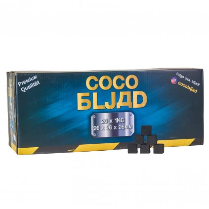 uhliky coco bljad 20kg