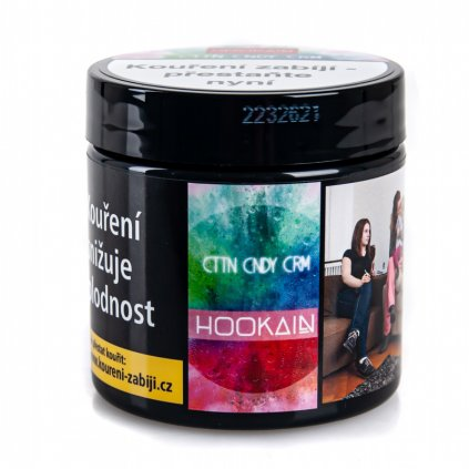Tabák Hookain 50g - Cttn Cndy Crm