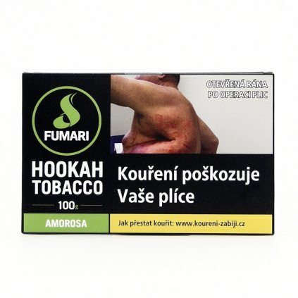 Tabák Fumari 100g - Amorosa