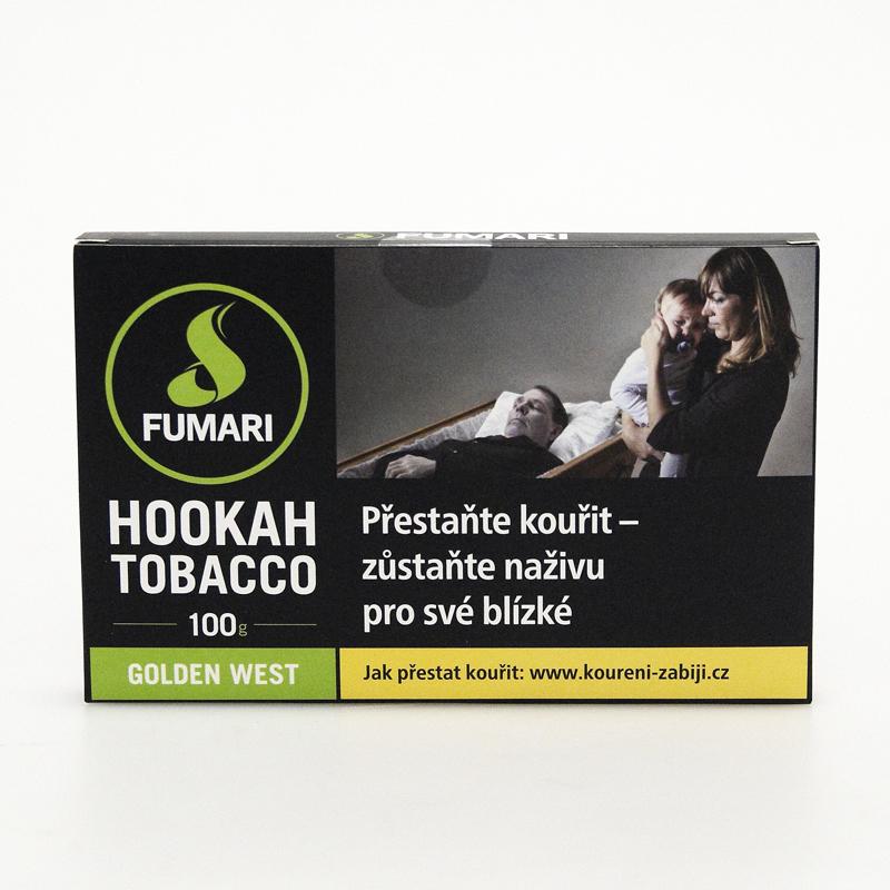 Tabáky do vodní dýmky Fumari