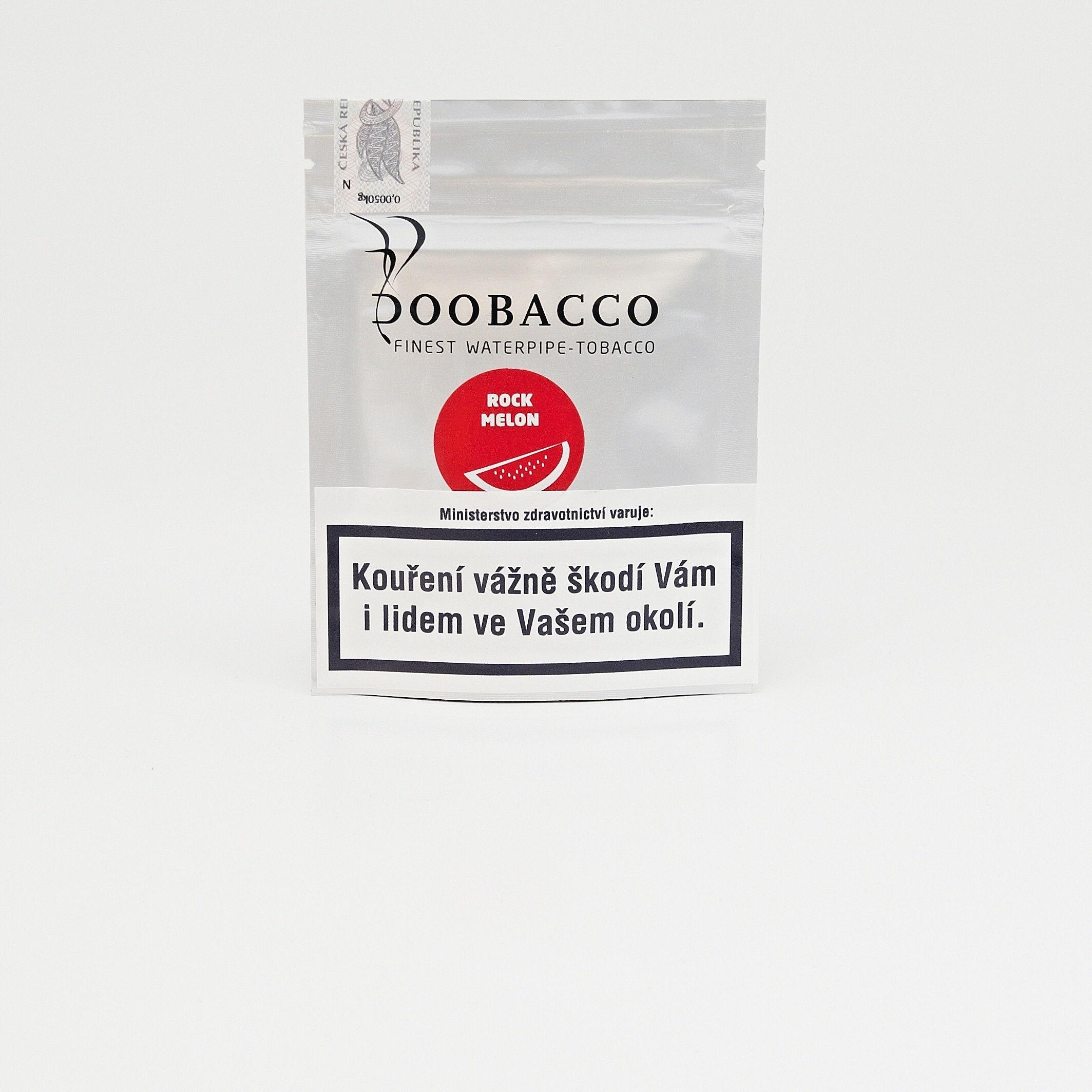 tabák do vodních dýmek Doobacco