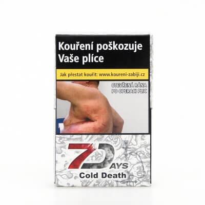 Tabák do vodní dýmky 7 Days