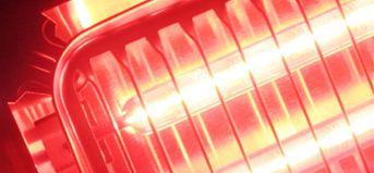 Žhnoucí technologie Blazn Burner.