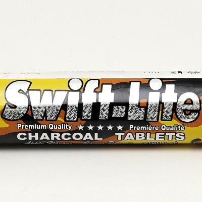 Uhlíky do vodní dýmky Swift-Lite Apple