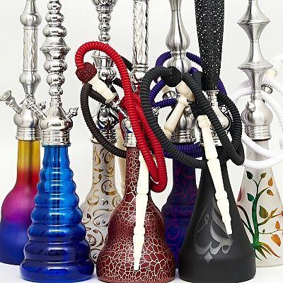 Nové vodní dýmky Aladin Origins