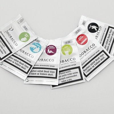 Tabák pro vodní dýmky Doobacc