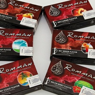 Tabák Romman doskladněn