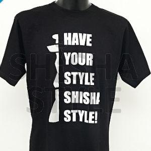 Trička Shishastyle