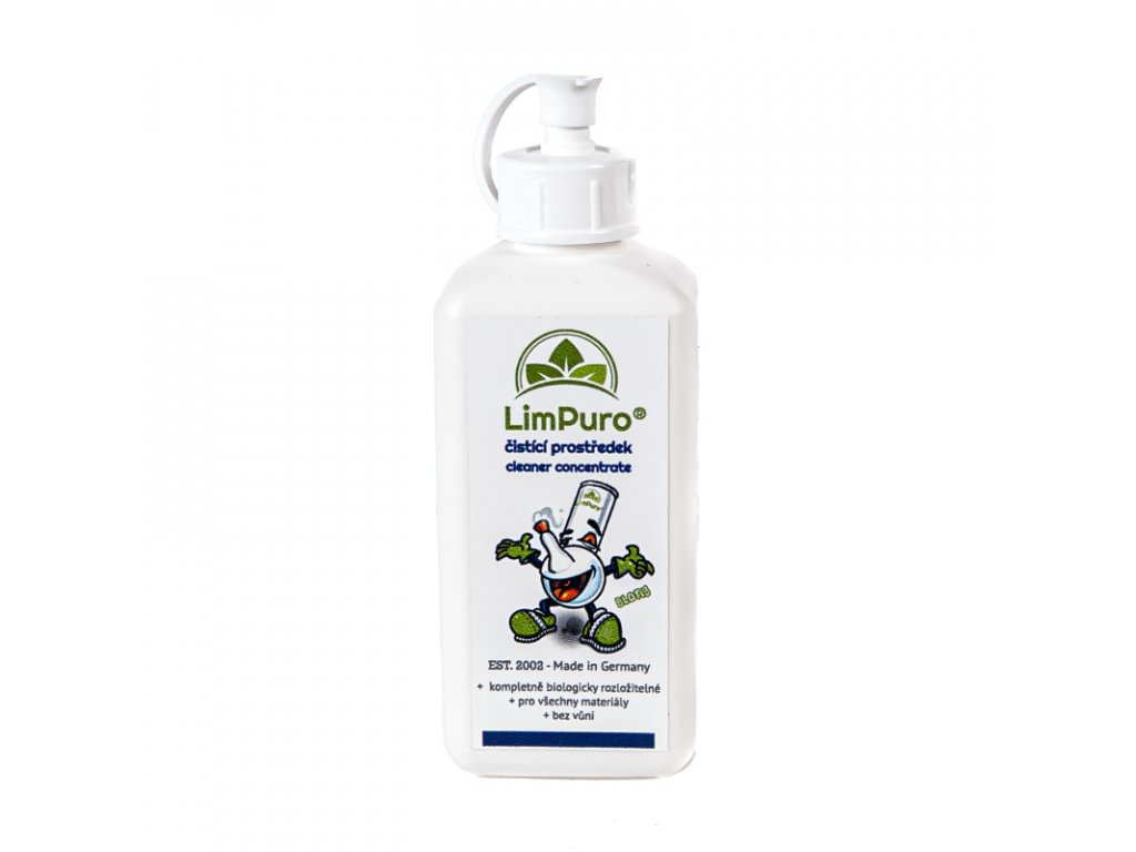 Čisticí prostředek Limpuro Cleaner 100 ml