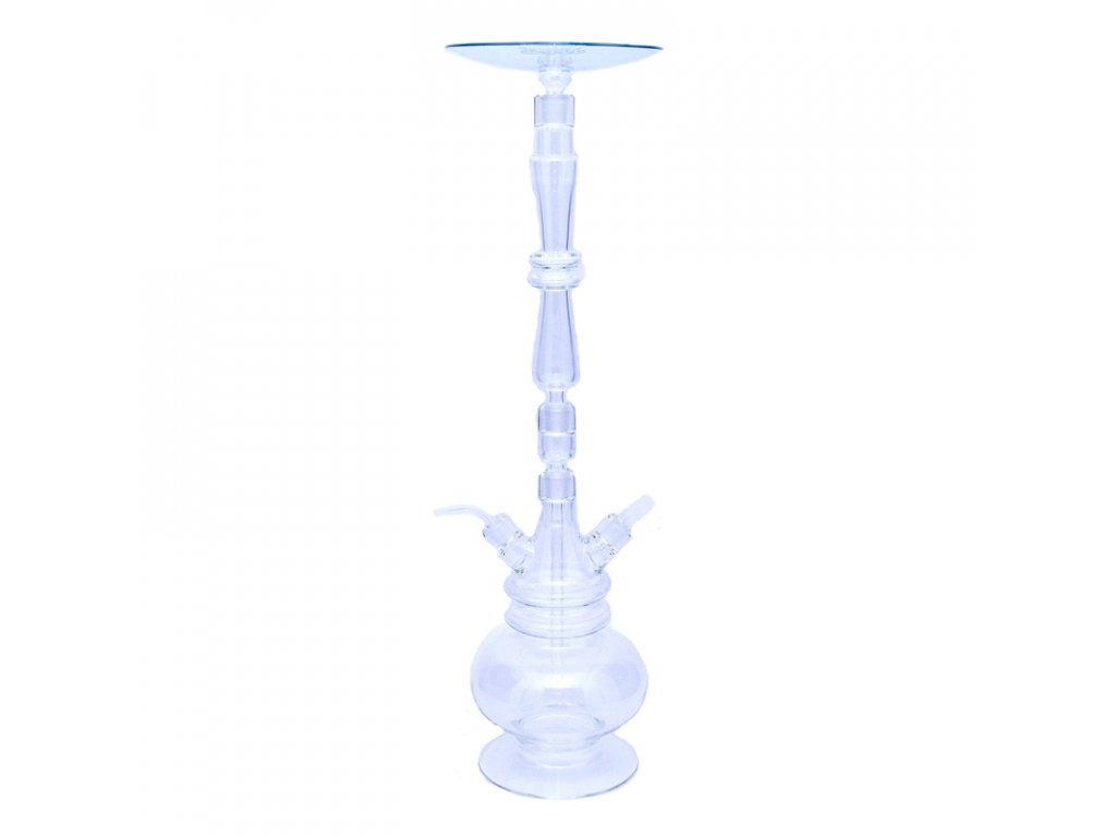 Vodní dýmka Magic Glass Hydra III