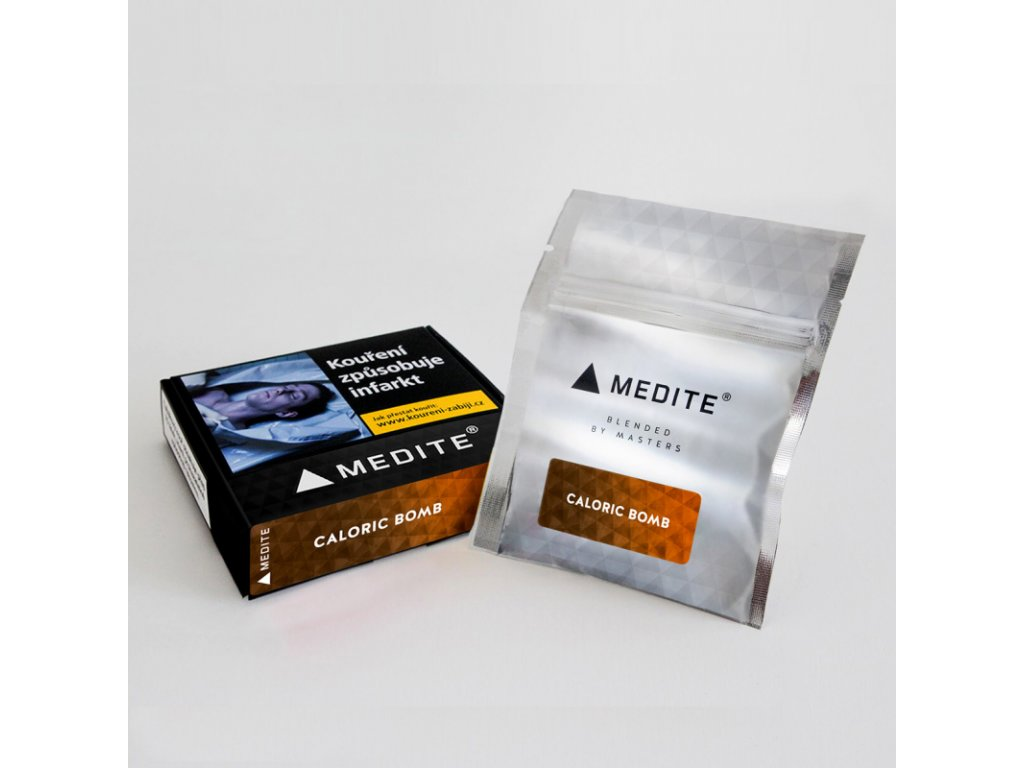 Tabák Medite Fusion Théta Omega 50 g