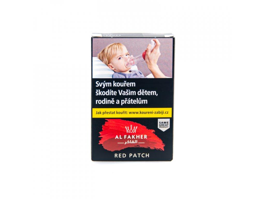 Tabák Al Fakher Red Patch 50 g