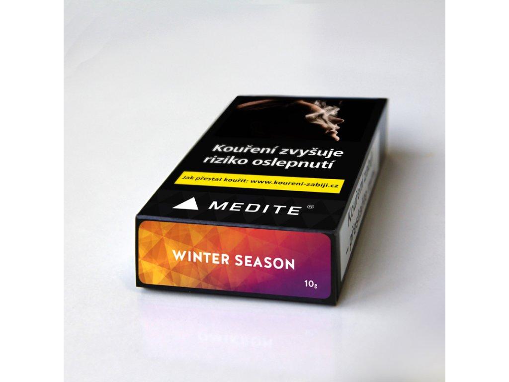 Tabák Medite Winter Season 10 g