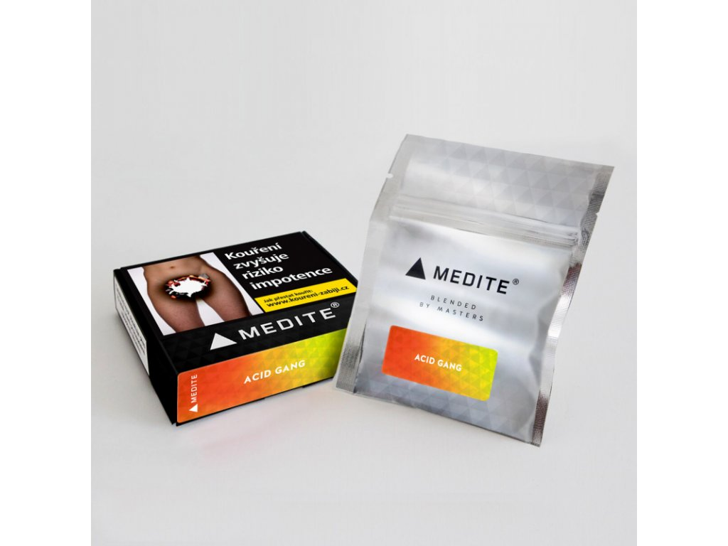 Tabák Medite Acid Gang 50 g