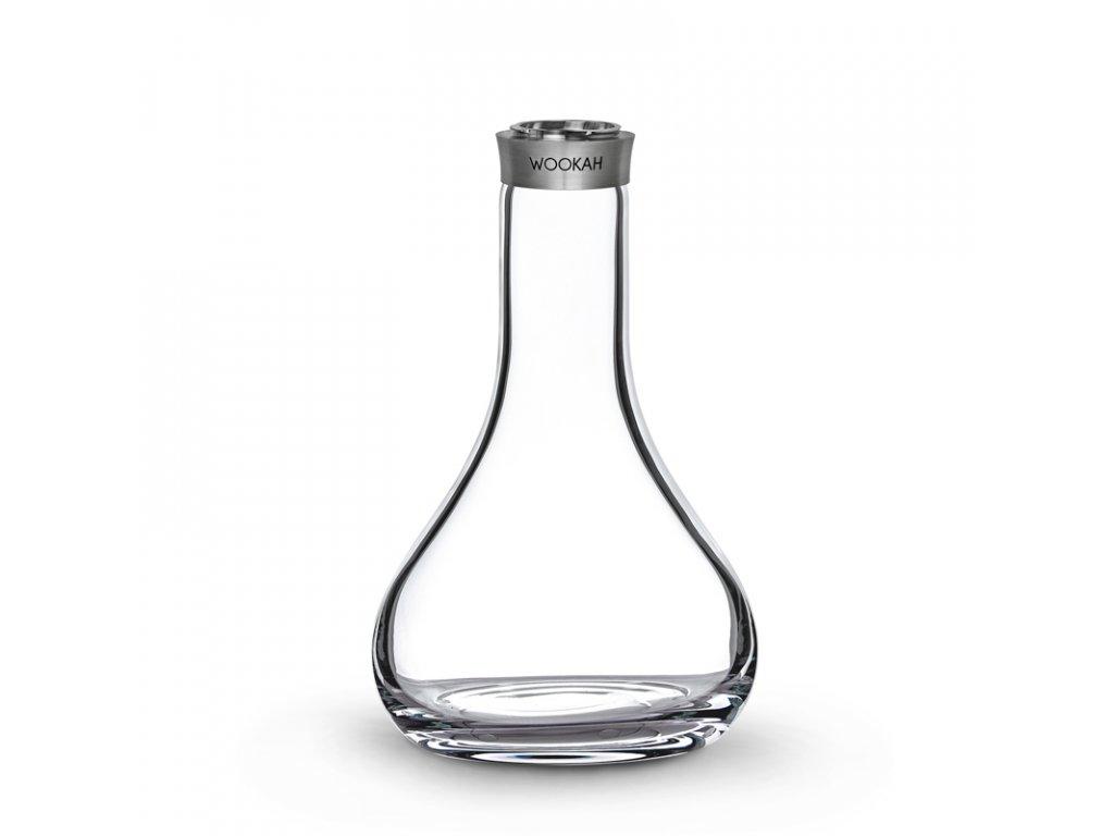 Váza Wookah #QLS CLEAR 28 cm