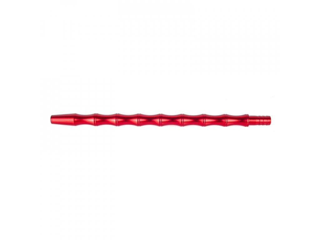 Náustek Aladin Bone s adaptérem červená pro silikonové hadice