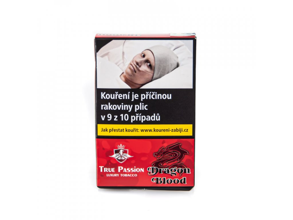 Tabák True Passion Dragon Blood 50 g