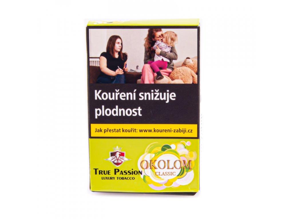 Tabák True Passion Okolom 50 g